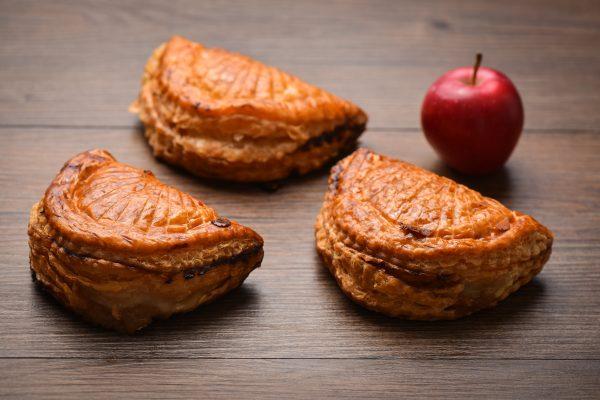 Jabolčni žepek - chausson aux pommes